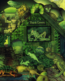 Green by Tricia McLean
